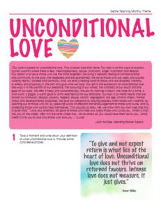 GT Theme - Unconditional Love
